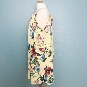 Perch Dresses - Perch by Blue Pepper | Cold Shoulder Floral Dress